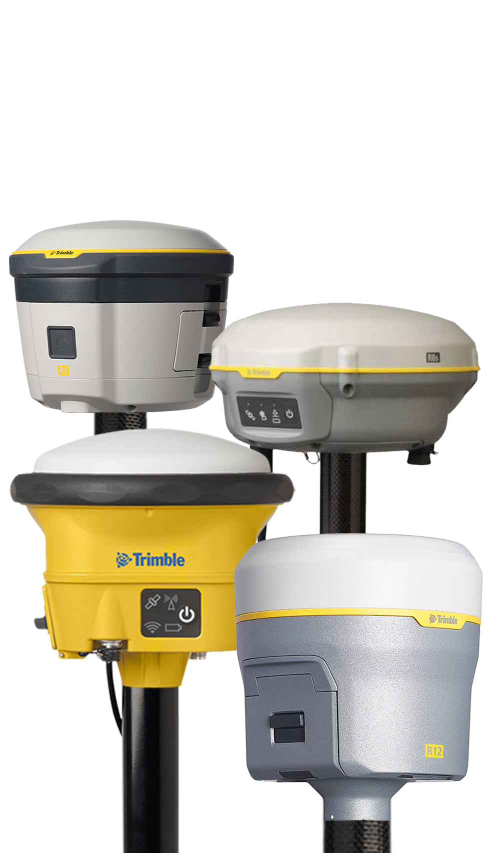 PointMan Compatibility with the Trimble R-Series & SPS for RTX correction services
