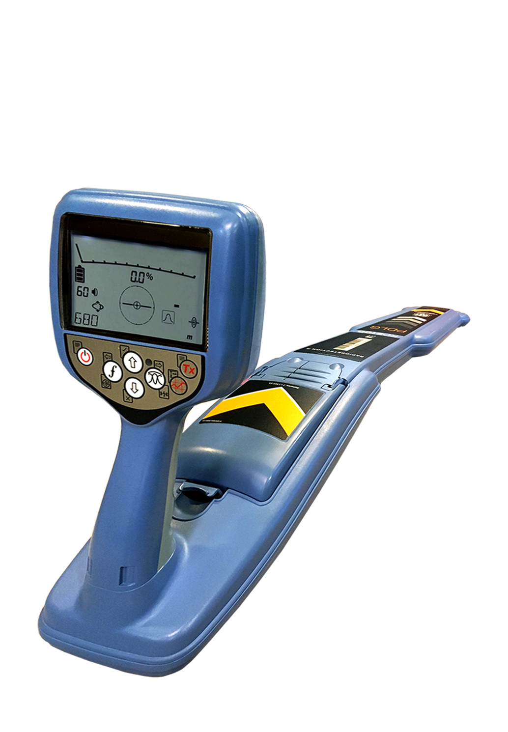 PointMan Compatibility with RadioDetection 8100 Cable Locator