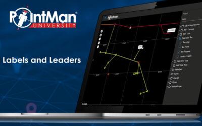Labels & Leaders: Enhanced CAD Tools