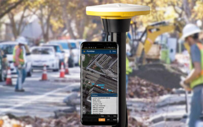 PointMan Integration with Trimble GPS / GNSS Systems